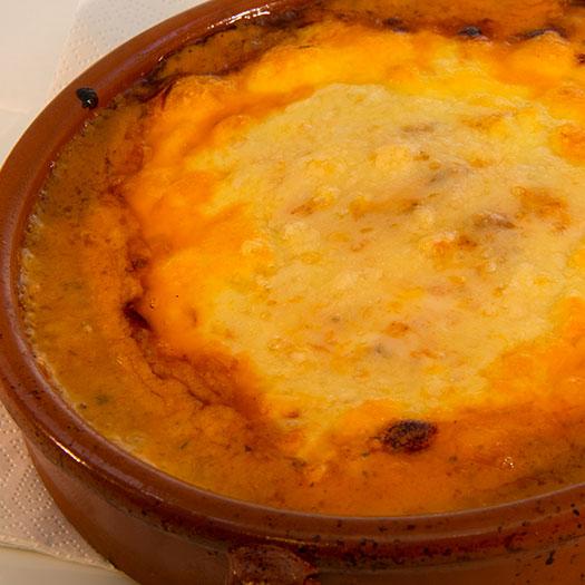 F & B's Lasagne